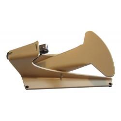 Coupe ongle adapté sur support pour utilisation d'une seule main