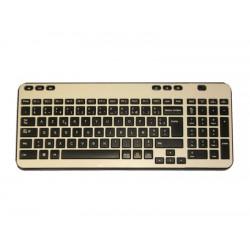 Guide-doigt sur clavier USB compact sans fil Logitech