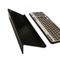 Support de clavier incliné adapté à différents handicaps