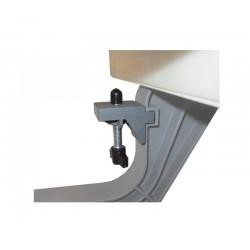 Étrier de serrage. Système de verrouillage pour appui bras amovible JUMBOREST