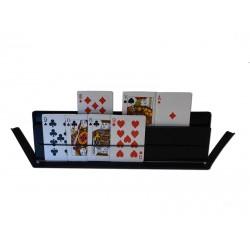 Support pour jeu de cartes à jouer pour handicapé pour belotte ou tarot