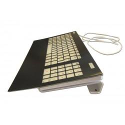 Guide-doigt sur mesure pour clavier personnalisé