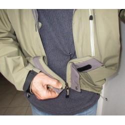 Comment utiliser la fermeture éclair de son manteau d'une seule main ?