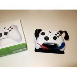 Manette Xbox Serie X/Serie S Robot white adaptée pour jouer à une main