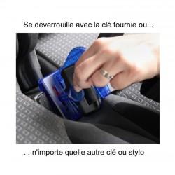 Seciriseat : bloque ceinture de sécurité