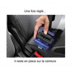 Sécuriseat, contre le détachement intempestif de la ceinture de sécurité