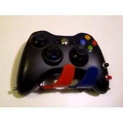Manette de console de jeu vidéo adaptée