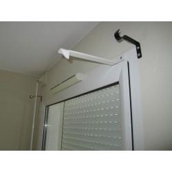 Butée pour limiter l'ouverture de la fenêtre