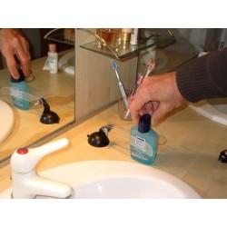 Aide technique pour dévisser les bouchons des tubes et flacons