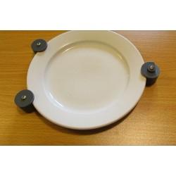 fixe assiette simple à installer et à utiliser