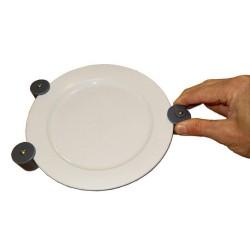 Fixe assiette pour personnes en situation de handicape