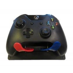 Manette Xbox One adaptée avec report des boutons RT, LT et fixation sur socle antidérapant
