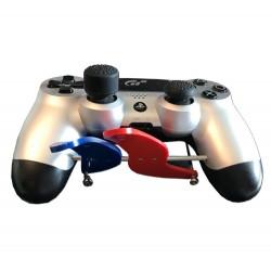 Manette de jeu Playstation 4 (PS4) adaptée pour handicap ou manipulation d'une main