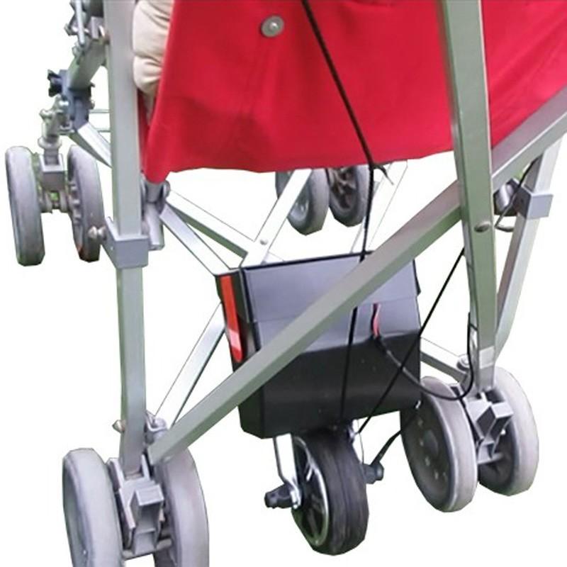 Poussette motorisée pour enfant handicapé