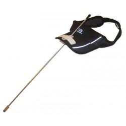 Licorne ultralégère pour personne handicapée, montée sur visière ou casquette