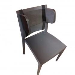 Fabrication sur mesure du cale-tronc pour l'adapter à des chaises particulières