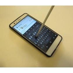 Embout conducteur taille mini pour écrans tactiles de smartphone ou tablette