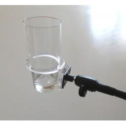 Support de tout type de verres sur flexible
